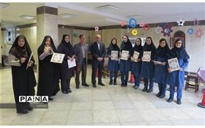درخشش دبیرستان دخترانه انرژی اتمی در مسابقات جهانی ریاضی IMC