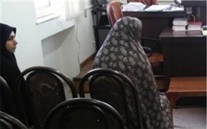 زن جیببر با ۵۰ شاکی روانه دادسرا شد