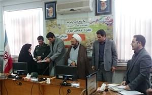 تجلیل از فرهنگیان ایثارگر شهرستان ایجرود استان زنجان