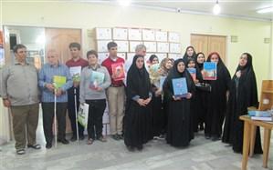تولید بیش از 100هزار صفحه بریل منابع جشنواره کتابخوانی رضوی در 75 روز