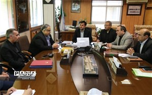 تفاهم نامه همکاری اداره کل آموزش و پرورش  و شرکت آب منطقه ای اصفهان