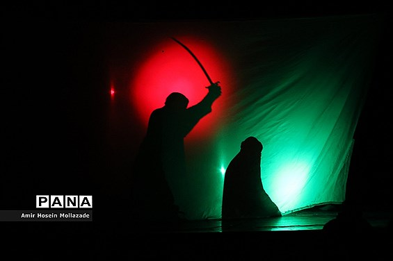 اجرای  تعزیه «رنجور دردستان علی»