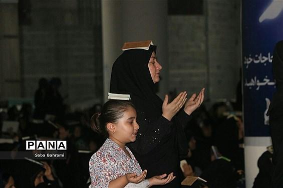 مراسم پرفیض شب بیست و یکم ماه مبارک رمضان در شهرقدس
