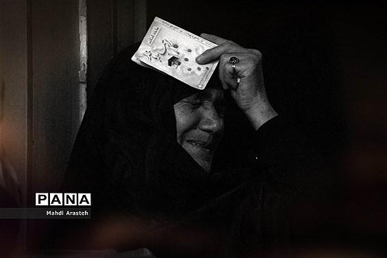 شب قدر رادیو تهران در حرم حضرت عبدالعظیم الحسنی(ع) سحر می شود