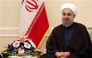 روحانی خطاب به والیبالیستهای ایران: «بچهها مچکریم!»