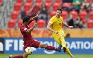 جام جهانی جوانان؛  قطر به حذف نزدیک شد