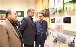 بیستمین جشنواره هنرهای تجسمی هنرجویان هنرستان های فنی و حرفه ای سراسر استان