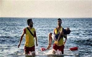 280 غریق در ساحل مازندران نجات یافتند