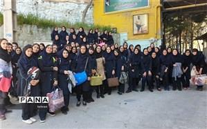 اردوهای یک روزه آموزش و پرورش شهر تهران  رنگ و بوی  آموزشی می گیرد