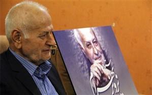 علی نصیریان: پرویز بهرام چهره ماندگار است