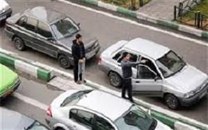 برخورد با مسافربرهای شخصی در ارومیه