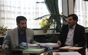 کمیته هوشمندسازی اداره کل آموزش و پرورش آذربایجان شرقی تشکیل جلسه داد