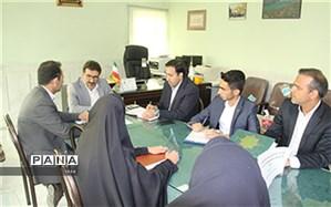 دیدار دانش آموزان با نماینده مجلس شورای اسلامی