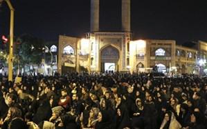 ندای الغوث الغوث اردبیلی ها در شب بیست و سوم ماه مبارک رمضان