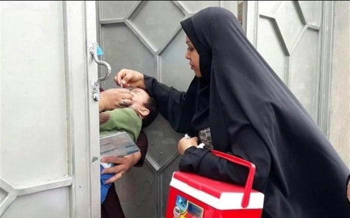 واکسیناسیون فلج اطفال