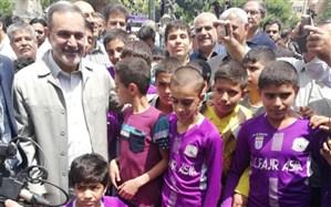 حضور وزیر آموزش و پرورش در راهپیمایی روز جهانی قدس