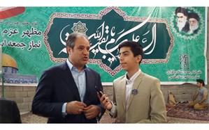 نماینده مردم  در مجلس شورای اسلامی: مسئله فلسطین از بحث سیاست و حاکمیت خارج و یک مسئله انسانی است