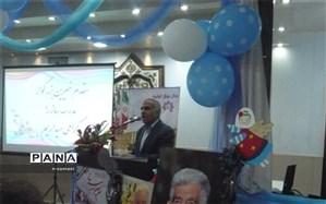 جشنواره تجلیل ازخیرین مدرسه ساز ناحیه 4 برگزارشد