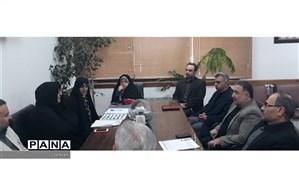 تشکیل کارگروه ساماندهی لباس فرم مدارس منطقه1