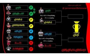 برگزاری مسابقات فوتسال جام رمضان در چناران