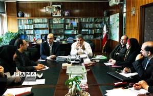 برگزاری  دومین جلسه ستاد سنجش در اداره کل آموزش و پرورش شهر تهران