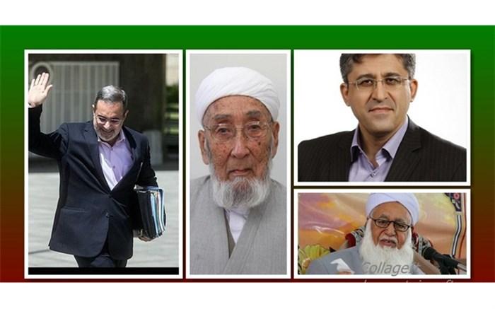تشکر امامان جمعه شرق و نماینده مردم غرب گلستان از وزیر آموزشوپرورش