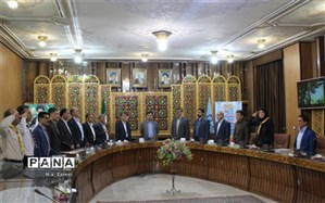 اولین جلسه شورای برنامه ریزی سازمان دانش آموزی اصفهان در سال 98 برگزار شد