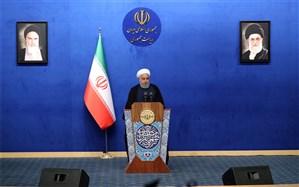 رئیس جمهور: امروز راهی جز ایستادگی و مقاومت وجود ندارد