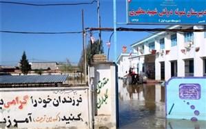 رئیس سازمان نوسازی مدارس: مدارس سیلزده لرستان تا مهر ماه آماده نمیشوند