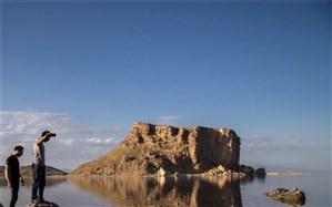 تراز دریاچه ارومیه به ۱۲۷۱.۸۶ متر رسید