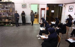 بازدید رئیس مرکز امور هماهنگی آموزش و پرورش از حوزههای اجرای امتحانات نهایی خرداد