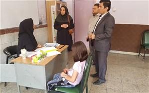 27 هزار نفر از نوآموزان استان کردستان  در برنامه ملی سنجش سلامت جسمانی و آمادگی تحصیلی شرکت کردند