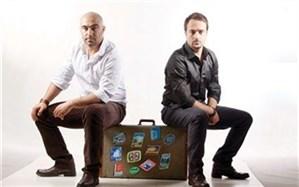 رونمایی از چهره محسن تنابنده و احمد مهرانفر برای یک نمایش جدید