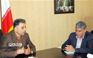 جلسه مشترک سازمان دانش آموزی و سازمان ورزش و جوانان اصفهان برگزار شد