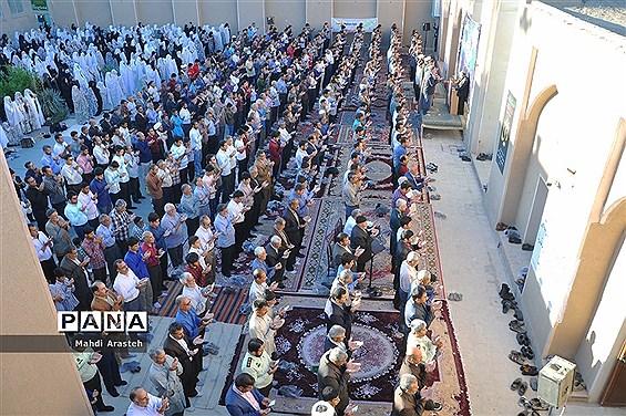 نماز عیدسعیدفطر درشهرستان خوسف خراسان جنوبی