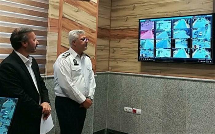 آغاز به کار نخستین مرکز هوشمند کنترل ترافیک شهری استان سمنان