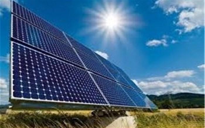 ارائه تسهیلات ویژه برای احداث پنل های خورشیدی
