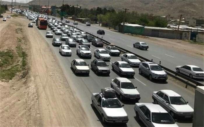 ترافیک در البرز