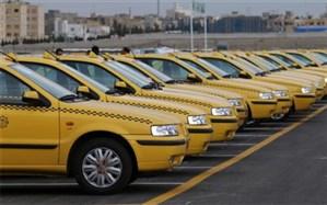 تاکسی های فرسوده کرج نوسازی می شوند