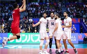 لیگ ملتهای والیبال؛ روسیه هم مقابل ایران مات شد