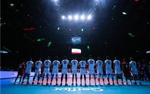 برنامه مرحله نیمه نهایی والیبال قهرمانی آسیا؛ حریف ایران مشخص شد