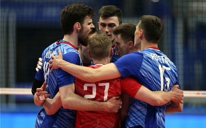 تیم ملی والیبال روسیه