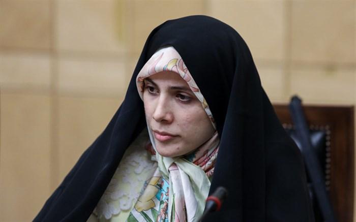 اطلاعیه فاطمه حسینی درباره صفحه جعلی منتسب به او در توییتر