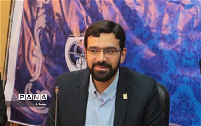 رییس اتحادیه دانش آموزی استان تهران: اصل کارما  سیر تربیتی دانش آموزان است