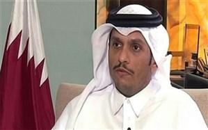 قطر: تنش تهران و واشنگتن نمیتواند تا ابد اینگونه باقی بماند