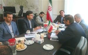 جلسه مشترک اداره کل آموزش و پرورش و معاونت اجتماعی دادگستری آذربایجان شرقی برگزار شد