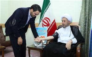 دعوت امام جمعه شیراز از آحاد مردم، برای پیوستن به بسیج ملی کنترل فشارخون