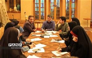 جلسه هم اندیشی درراستای برگزاری مطلوب پیش اردوی استانی برگزارشد