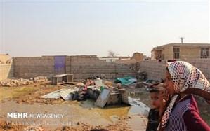 اعطای لوازمخانگی به ۴۰ هزار خانوار سیلزده از سوی سازمان داوطلبان