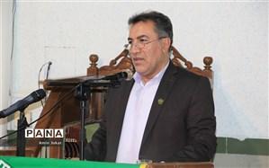 معاون توسعه مدیریت و پشتیبانی ادارهکل آموزشوپرورش فارس منصوب شد